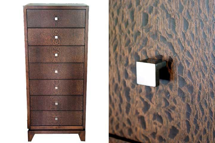 mobilier en bois chambre