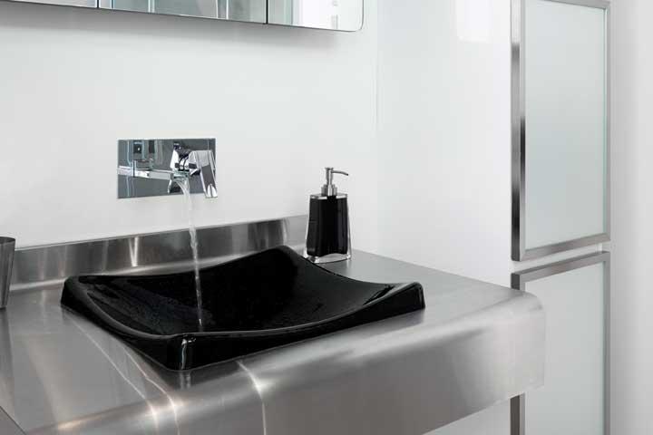 design lavabo stainless