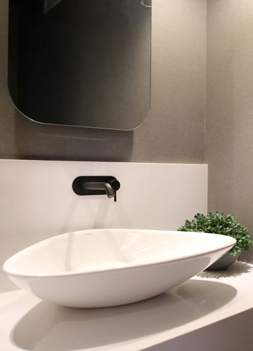 Designer de salle de bains