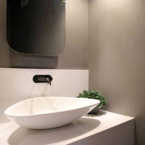 design de salle de bains