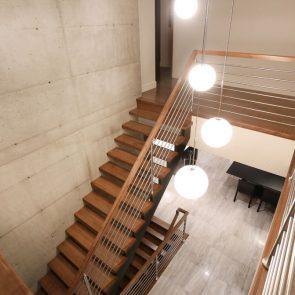design escalier en bois