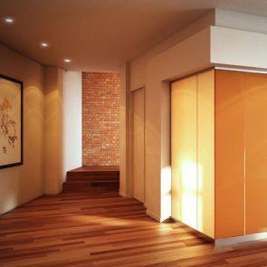 designer résidentiel salon